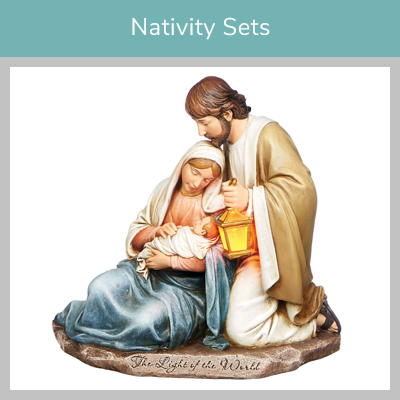 Christmas Catalog - Nativity Sets