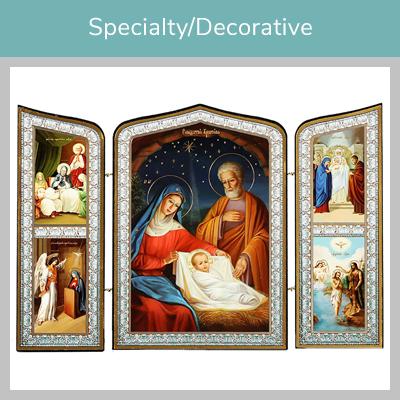 Christmas Catalog - Specialty/Decorative