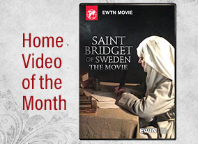 SAINT BRIDGET OF SWEDEN THE MOVIE DVD