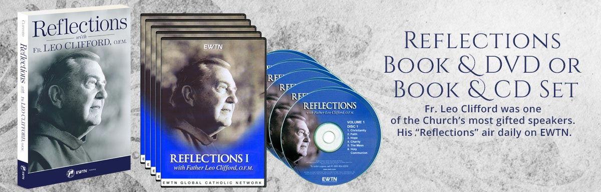 REFLECTIONS Book & DVD or Book & CD Set