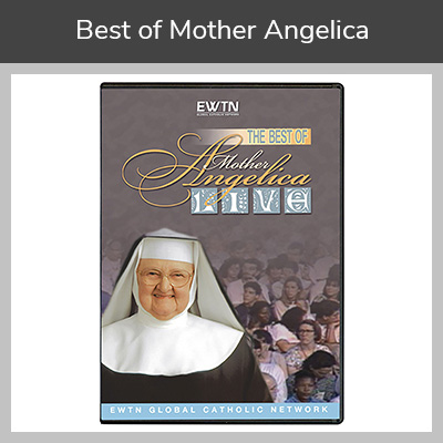 Best Of Mother Angelica-Live