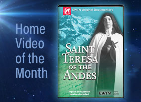 SAINT THERESA OF THE ANDES