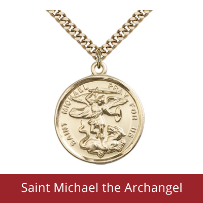 Saint Michael the Archangel Medals