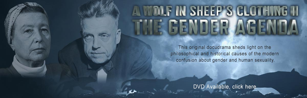 A WOLF IN SHEEP'S CLOTHING II - THE GENDER AGENDA