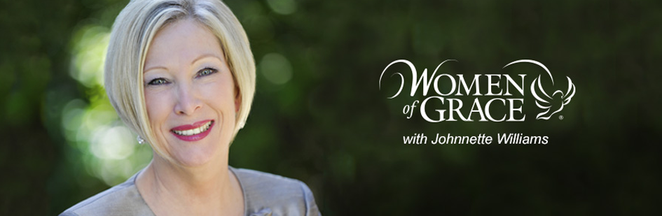 Women of Grace with Johnnette Williams