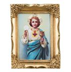 EUCHARISTIC CHILD JESUS FRAMED - 1