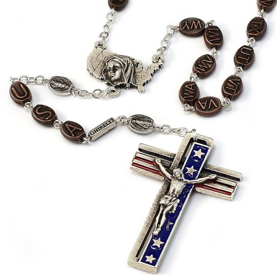 BLESSED IS THE NATION ROSARY FOR AMERICA