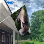 BEHOLD THE LAMB OF GOD OUTDOOR HOUSE FLAG - 2