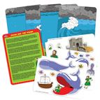 MAGNETIC TIN - JONAH AND THE WHALE - 3