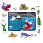 MAGNETIC TIN - JONAH AND THE WHALE - 2