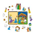 MAGNETIC TIN - NATIVITY - 2