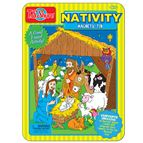 MAGNETIC TIN - NATIVITY - 1