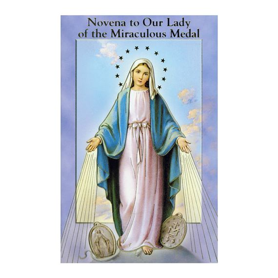 NOVENA TO OUR LADY OF THE MIRACULOUS MEDAL | EWTN Religious Catalogue