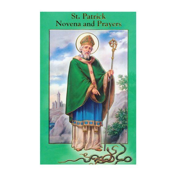 ST  PATRICK NOVENA AND PRAYERS