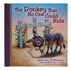 THE DONKEY THAT NO ONE COULD RIDE - 1