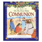 JESUS SPEAKS TO ME ON MY FIRST HOLY COMMUNION - 1