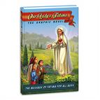 OUR LADY OF FATIMA - THE GRAPHIC NOVEL (HARDCOVER) - 1