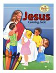 JESUS - COLORING BOOK - 1
