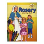 COLORING BOOK ABOUT THE ROSARY - 1
