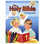 COLORING BOOK ABOUT THE HOLY BIBLE - 1