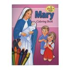 COLORING BOOK ABOUT MARY - 1