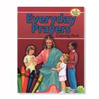 COLORING BOOK ABOUT EVERYDAY PRAYERS - 1