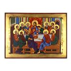 LAST SUPPER ICON - 1