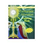 EUCHARISTIC ADORATION COLORING BOOK - 1
