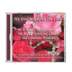 MY SOUL MAGNIFIES THE LORD - ROSARY CD - 1