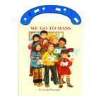 WE GO TO MASS - BOARD BOOK - 1