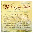 WALKING BY FAITH - INSTRUMENTAL CD - 1