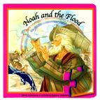 NOAH AND THE FLOOD - PUZZLE BOOK - 1