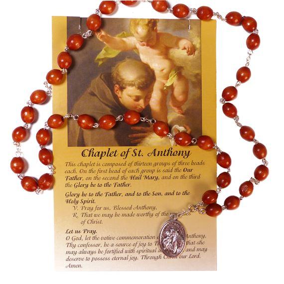 ba8b14b85c6 CHAPLET OF ST. ANTHONY | EWTN Religious Catalogue
