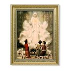 "OUR LADY OF FATIMA WITH CHILDREN - 11 1/2"" x 14 1/2"" - 1"