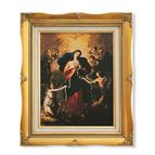 MARY UNDOER OF KNOTS -  FRAMED ARTWORK - 1