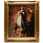"IMMACULATE CONCEPTION CANVAS TRANSFER - 21"" X 25"" - 1"