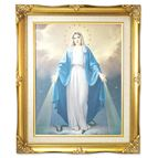 OUR LADY OF GRACE FRAMED ARTWORK - 1