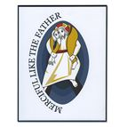 MERCIFUL LIKE THE FATHER PLAQUE - 1