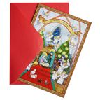 O HOLY NIGHT - GREETING CARD ADVENT CALENDAR - 1