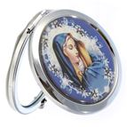OUR LADY OF SORROWS - DUO-IMAGE COMPACT MIRROR - 1