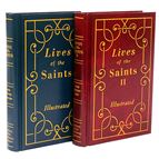 LIVES OF THE SAINTS ILLUSTRATED BOXED SET - 1