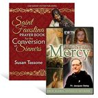 ST. FAUSTINA BOOK AND DVD SET - 1