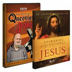ANSWERING THE QUESTIONS OF JESUS BOOK &  DVD SET - 1