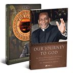 OUR JOURNEY TO GOD BOOK AND DVD SET - 1