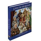 LIVES OF THE SAINTS ILLUSTRATED FOR CHILDREN - 1