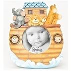 NOAH'S ARK PICTURE FRAME - 1