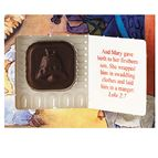 SHINING LIGHT ADVENT CALENDAR WITH CHOCOLATES - 2