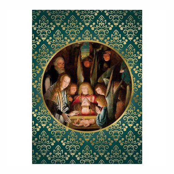 Christmas Shepherds.Adoration Of Shepherds Christmas Cards Box Of 25