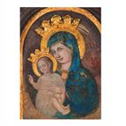 OUR LADY OF THE COLUMN CHRISTMAS CARDS (BOX OF 25) - 1