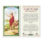 HOLY CARD COLLECTION BOOK W/ 5 FREE HOLY CARDS - 5